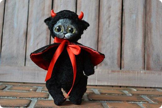 Тедди котик Ося   фото 4