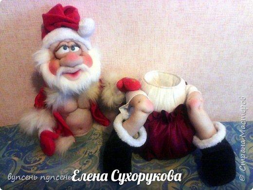 Мини бар заначка Санта фото 2