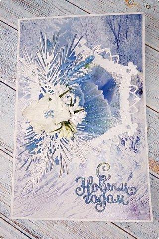 Посмотрим новенькие открытки к Новому году.. фото 4