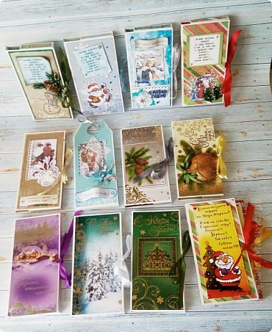 Посмотрим новенькие открытки к Новому году.. фото 6