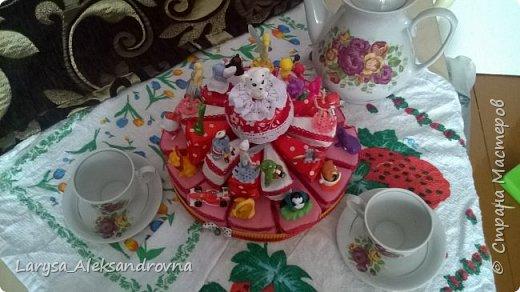 Тортик для детского сада фото 1