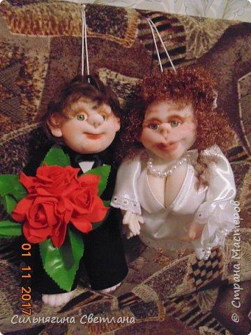 Попики жених и невеста фото 1