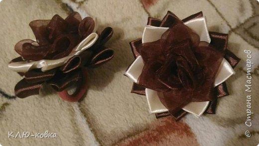 Вот такие резиночки для племяшки на учебный год у меня получились фото 2