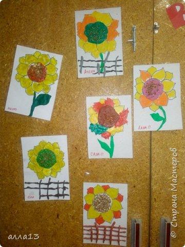 Летнее творчество  детьми младшей группы (3-4 года) фото 1