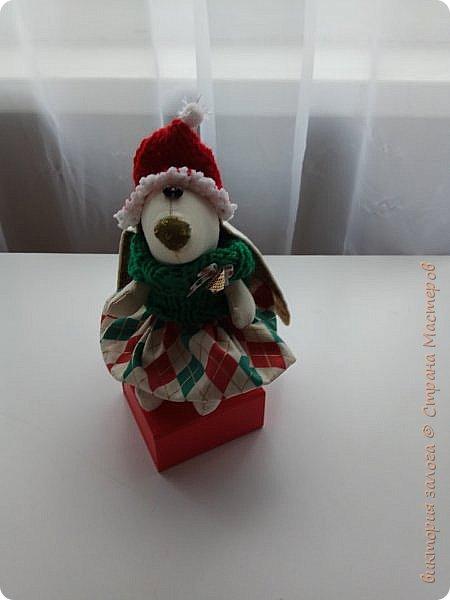 Маленькая помощница Санта-Клауса фото 4