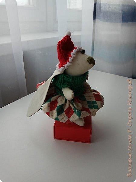Маленькая помощница Санта-Клауса фото 2