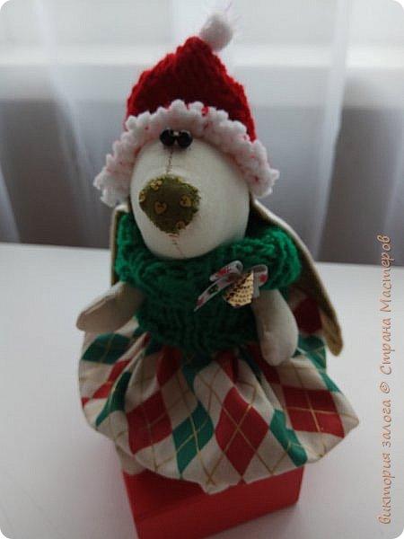 Маленькая помощница Санта-Клауса фото 1