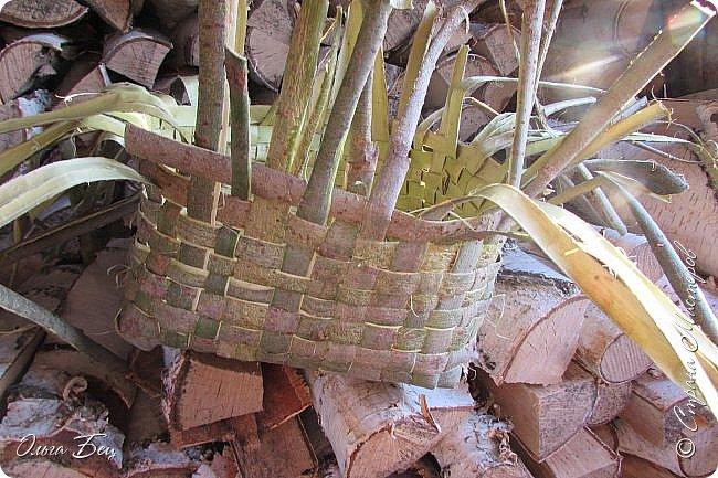 Добрый день! Встречаю вас душистой лесной клубникой в плетёном коробе из ивового  лыка:) фото 7