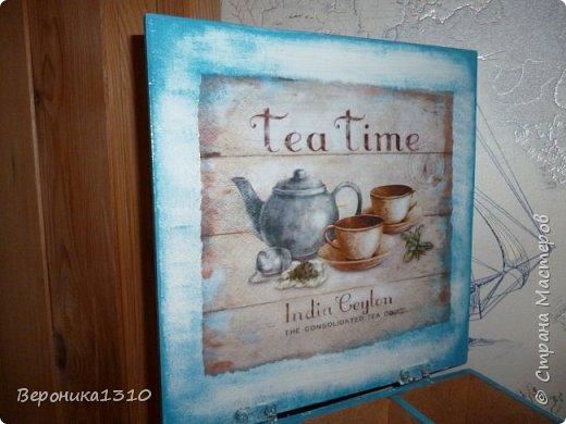 Коробка для чая в подарок подруге на День Рожденья фото 3