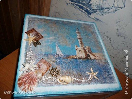 Коробка для чая в подарок подруге на День Рожденья фото 5