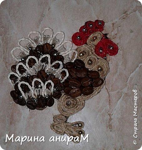 Это символ нынешнего года. Петушок с раскрытыми крылышками радует семью нашу на холодильнике.  фото 2