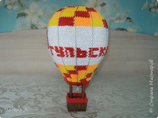 Аэростат - воздушный шар. фото 2
