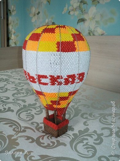 Аэростат - воздушный шар. фото 5