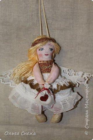 ангел на елочку фото 1