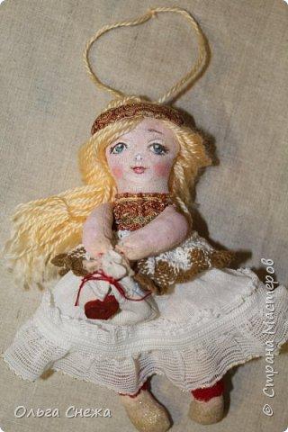 ангел на елочку фото 11