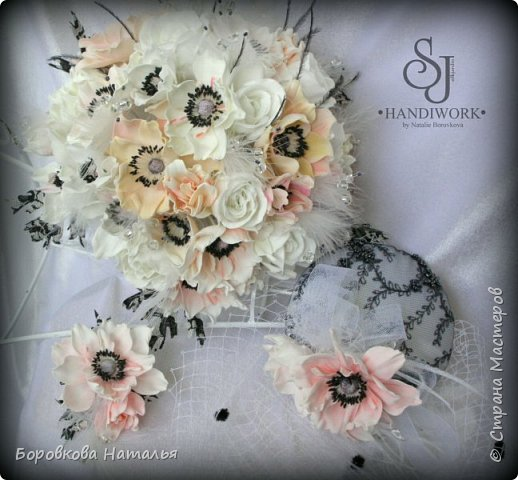 Букет для невесты фото 5