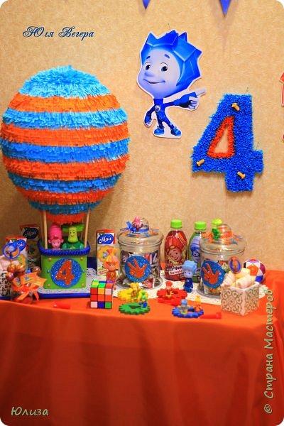 Наш день Рождения в стиле Фиксики-любимый мультик сына фото 2
