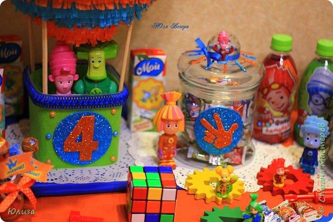Наш день Рождения в стиле Фиксики-любимый мультик сына фото 8