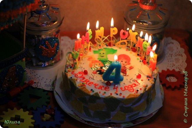 Наш день Рождения в стиле Фиксики-любимый мультик сына фото 10