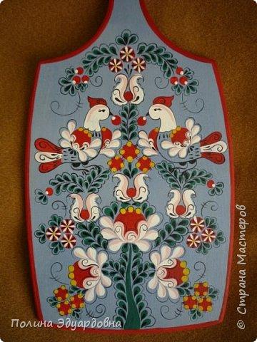 Росписи Северной Двины фото 1