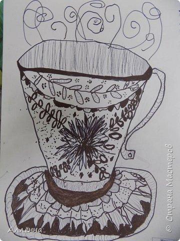 Рисование - самый простой способ погрузиться в мир волшебства, гармонии  и любви. Спасибо моим детям за это!  Сочные сказочные мотивы :) Добрый путник войди в славный город Багдад!  фото 23