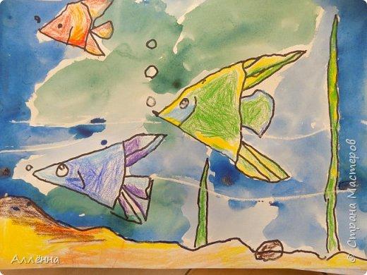 Рисование - самый простой способ погрузиться в мир волшебства, гармонии  и любви. Спасибо моим детям за это!  Сочные сказочные мотивы :) Добрый путник войди в славный город Багдад!  фото 14