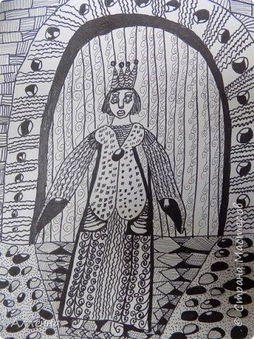 Рисование - самый простой способ погрузиться в мир волшебства, гармонии  и любви. Спасибо моим детям за это!  Сочные сказочные мотивы :) Добрый путник войди в славный город Багдад!  фото 18