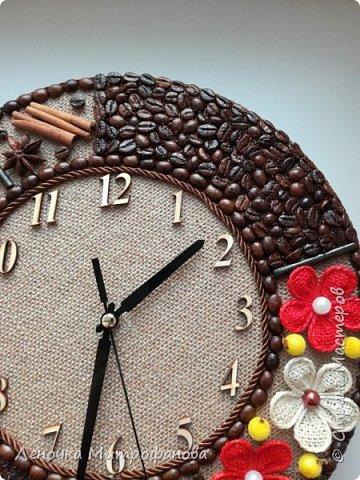 Часы диаметром 30 см фото 3