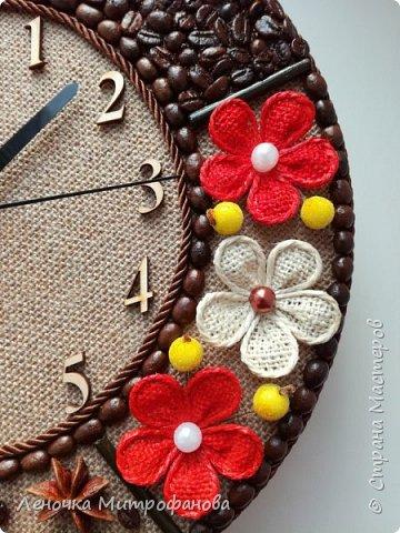 Часы диаметром 30 см фото 2
