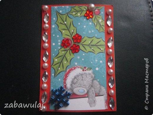 Номер один,миша украсил елку! для Ежика из мира миниатюры)))) фото 4