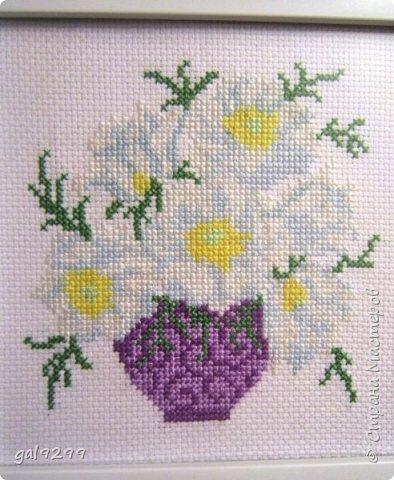 Фея маков. Схема вышивки из журнала Cross Stitcher.  фото 19