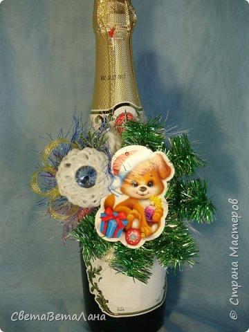 Доброе время суток Страна....пердставляю вторую партию новогодних украшалочек.....первая уже нашла себе новых хозяев........... фото 5