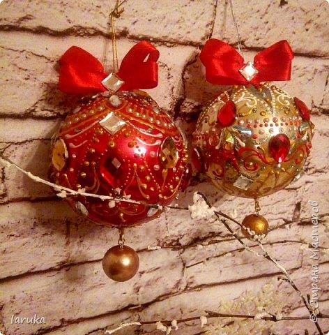 Здравствуйте, дорогие жители Страны Мастеров! Как и у многих, у меня началась подготовка к самому любимому, самому волшебному, самому долгожданному празднику - Новому году!  фото 18