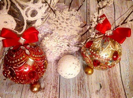 Здравствуйте, дорогие жители Страны Мастеров! Как и у многих, у меня началась подготовка к самому любимому, самому волшебному, самому долгожданному празднику - Новому году!  фото 19