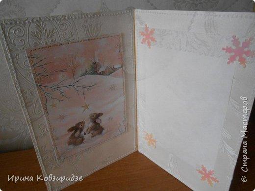 Ещё три открытки с котами. фото 6