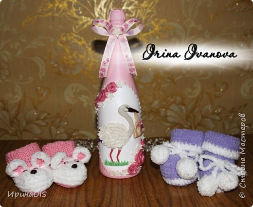 Подарок на рождение девочки фото 1