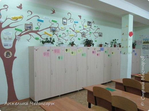 Так мы украсили класс. фото 2