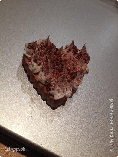 Кексик (полимерная глина самозатвердевающая). фото 2