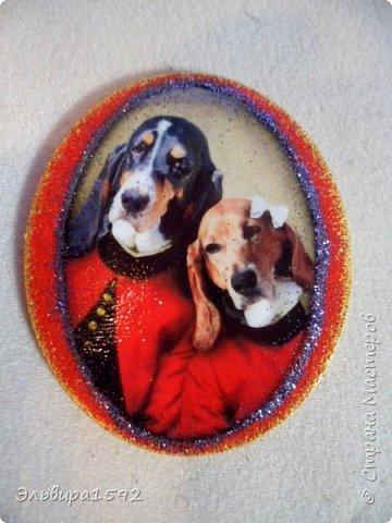 магниты к году собаки фото 2