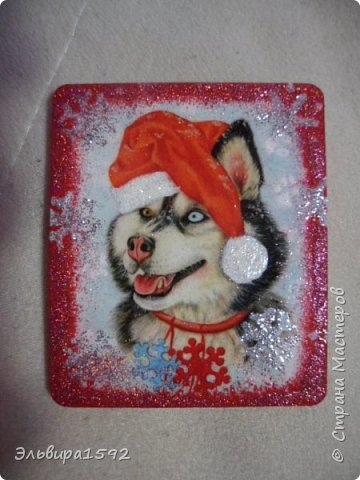 магниты к году собаки фото 6