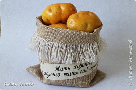 Что за праздничный стол без картошки? А вот и десяток отборного сладкого картофеля для праздничного стола СМ!