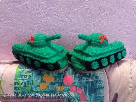 Тапки-танки фото 1