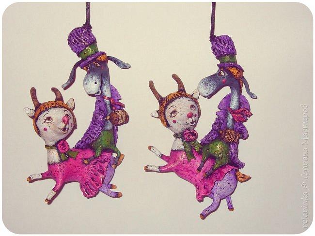 Игрушки на ёлку. фото 31