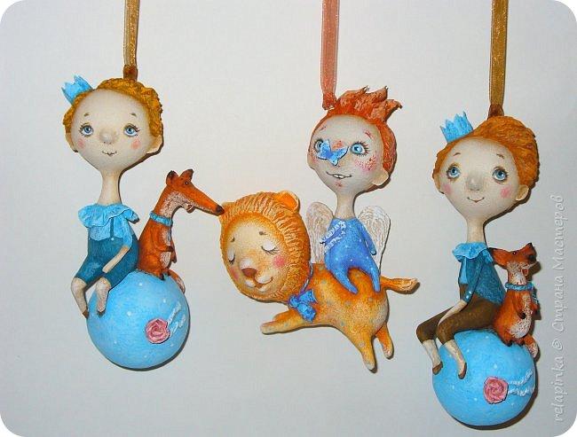 Игрушки на ёлку. фото 10