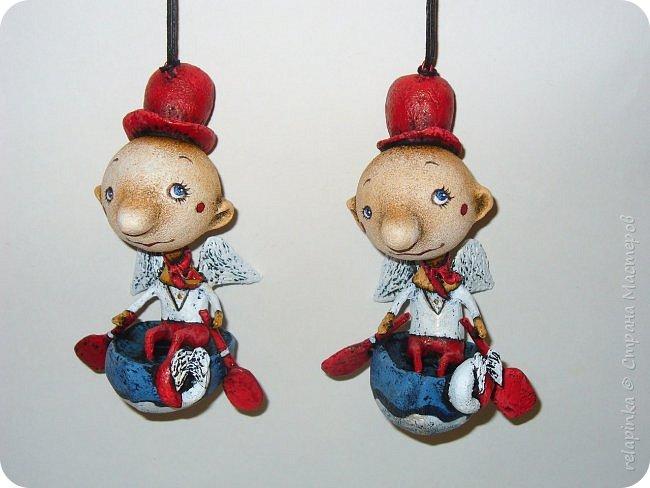 Игрушки на ёлку. фото 14