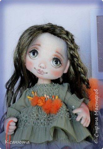 Куколки текстильные. фото 4
