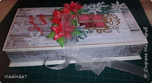 Моя первая большая коробочка для подарков фото 3