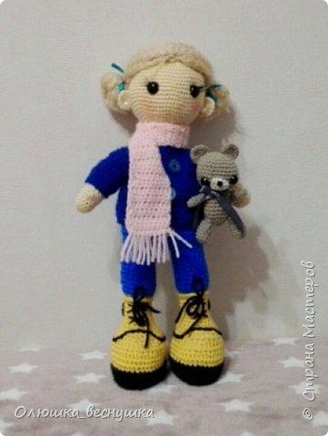 Мои куколки. Амигуруми фото 3
