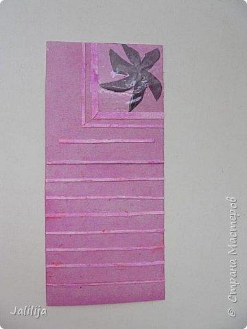Приветствую всех  гостей своей странички и представляю свои открытки. Я начала работать недавно с засушенными растениями и уже представляла панно. Изучая работы мастеров СМ наткнулась на работы Инны Яковлевой в её технике лами-арт. Загорелось попробовать. И появились эти открытки. фото 9