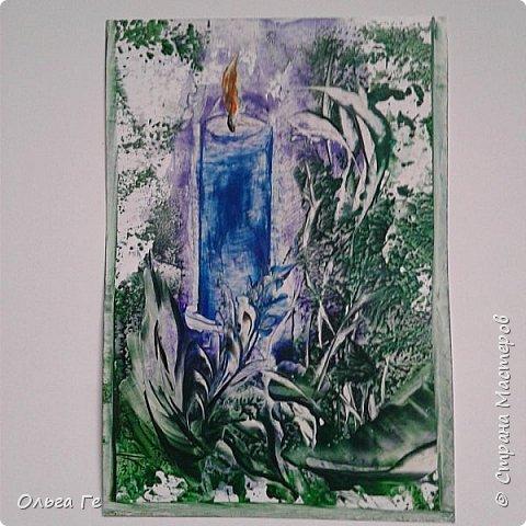 Пламя свечи тебе время покажет,  О счастье расскажет, и даже подскажет..... фото 2
